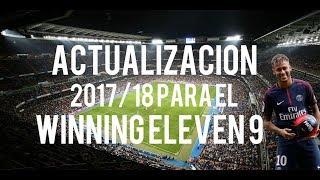 Descargar Parche 2018 para Winning Eleven 9