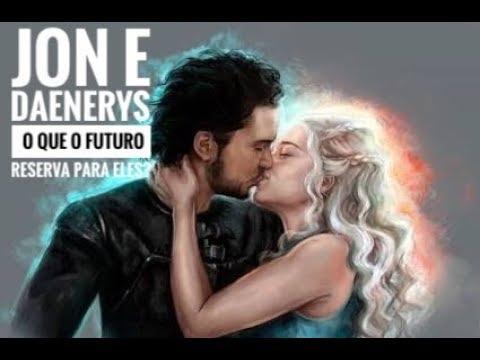 O futuro de Jon Snow e Daenerys Targaryen em Game of Thrones