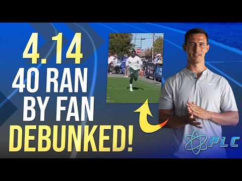 4.14 40 Ran By Fan Debunked