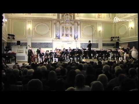 """Адмиралтейский оркестр """"Испания каньи"""" (Э.Маркина)"""