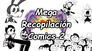 Bendy And The Ink Machine: Mega Compilación de Comics 2 - Comic Dub Español Latino