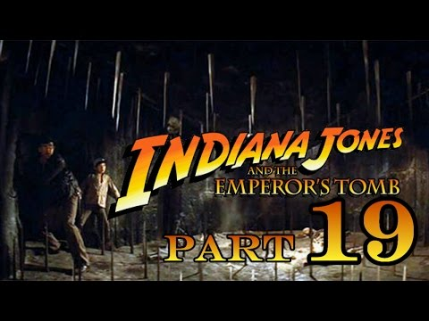 Indiana Jones and the Emperor's Tomb -  {Часть 19} Обряд