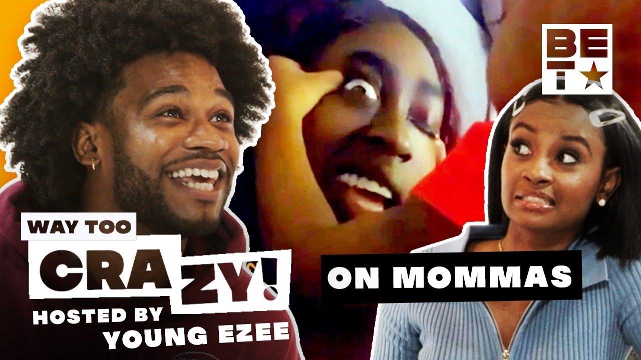 Young Ezee, Iyana Halley & Keats Recap Viral Mom Prank Videos | Way Too Crazy!