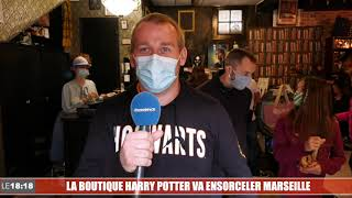 La boutique Harry Potter va ensorceler Marseille