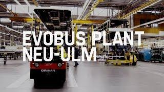 Setra - Mercedes-Benz buses (Production) - EvoBus Plant Neu-Ulm