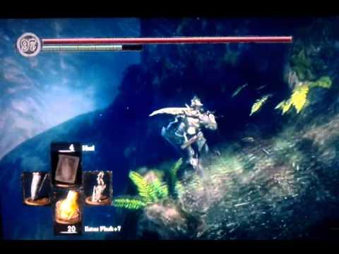 Dark Souls Watchtower Exact Location Youtube