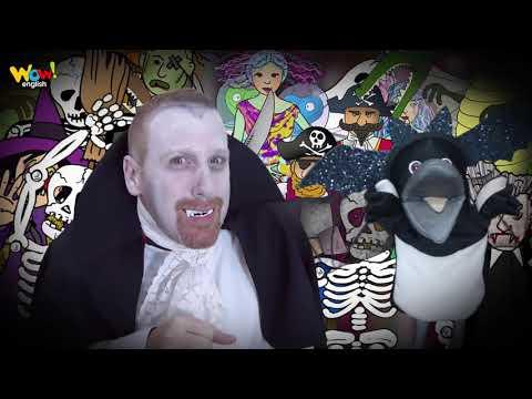 Spaventose Canzoni e Storie di Halloween per Bambini da Steve e Maggie - Steve and Maggie Italiano - 동영상