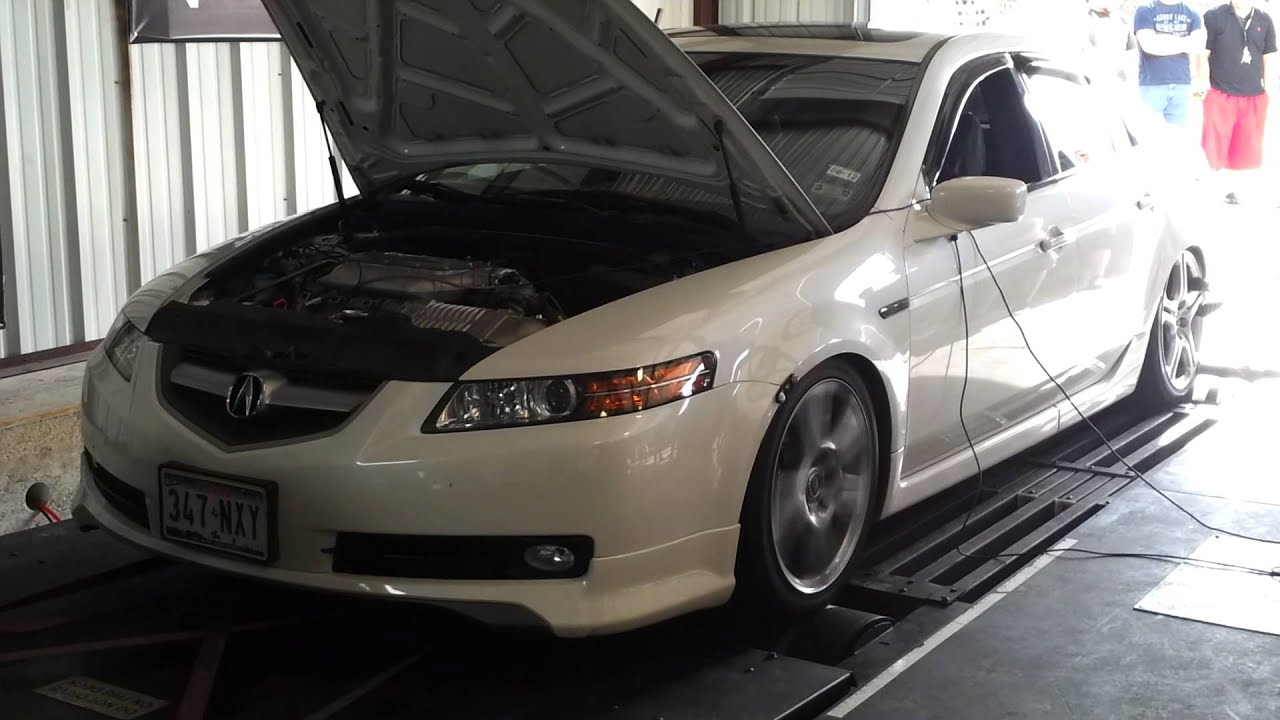Turbo Tl Type S - Supercharged Acura Tl Dyno Jms Racing - Turbo Tl Type S