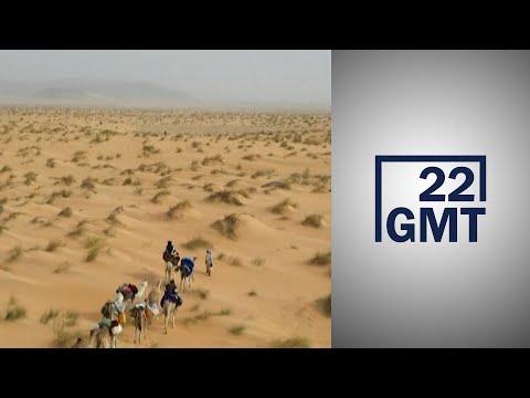 عالم فرنسي يبحر في سفينة الصحراء الكبرى  - نشر قبل 11 ساعة