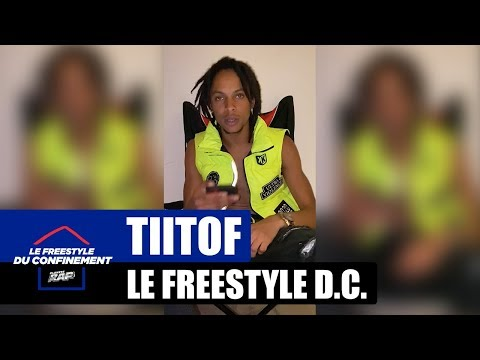 Youtube: Tiitof  – Le freestyle du confinement #PlanèteRap
