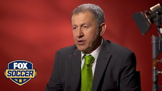 Juan Carlos Osorio previews Confederations Cup and Gold Cup | FOX SOCCER (FULL INTERVIEW)