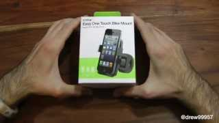 iOttie Easy One Touch Bike Mount Unboxing
