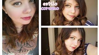 Maquillaje estilo Coreano | Maquillaje Ulzzang sin circle lens | Amour Gatiitoo