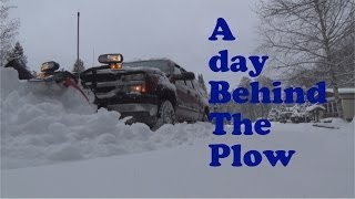 Life Below Freezing: A Day Behind The Plow