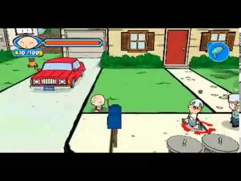 family guy the game psp iso