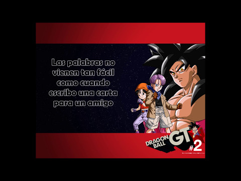 Dragon Ball GT-Ending 2