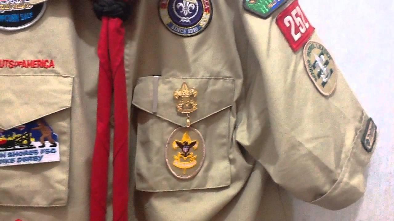 Troop 252 Uniform Guide Youtube