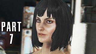 Fallout 4 Walkthrough Gameplay Part 7 - Nick Valentine PS4