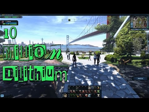 10 Million Dilithium REFINED - Star Trek Online
