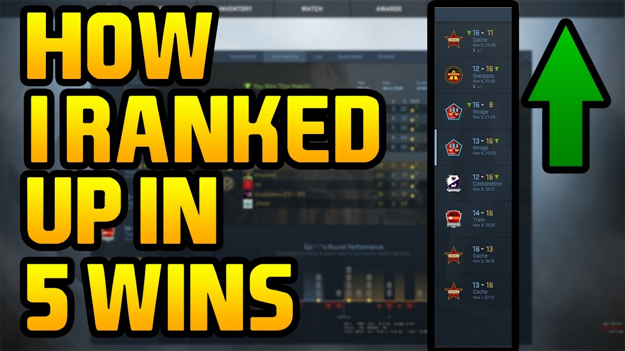 🏆 how does competitive cs go work