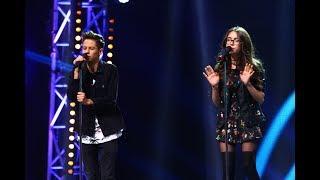 """Ed Sheeran """"Thinking Out Loud"""". Vezi interpretarea lui Debu și Văsâi la X Factor"""