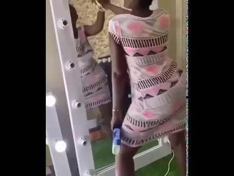 Booty Kleid Big Ebenholz Twerking • Afrika