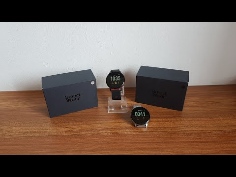 Gokoo Smartwatch IP67 Fitness Tracker [ REVIEW & UNBOXING ]