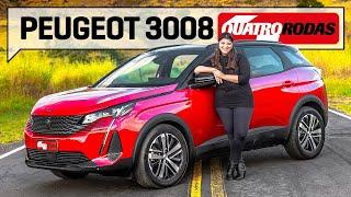 Peugeot 3008: SUV ficou mais bonito e seguro, mas vale o que custa? | Quatro Rodas