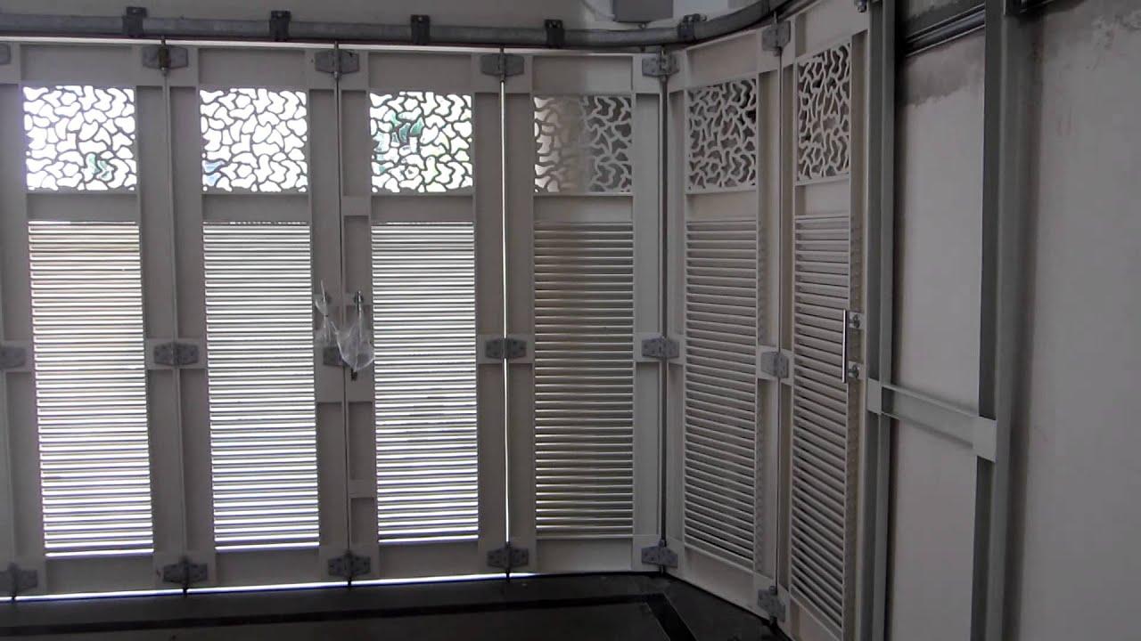 Pintu Otomatis Sliding garasi Pantai MutiaraMOV  YouTube