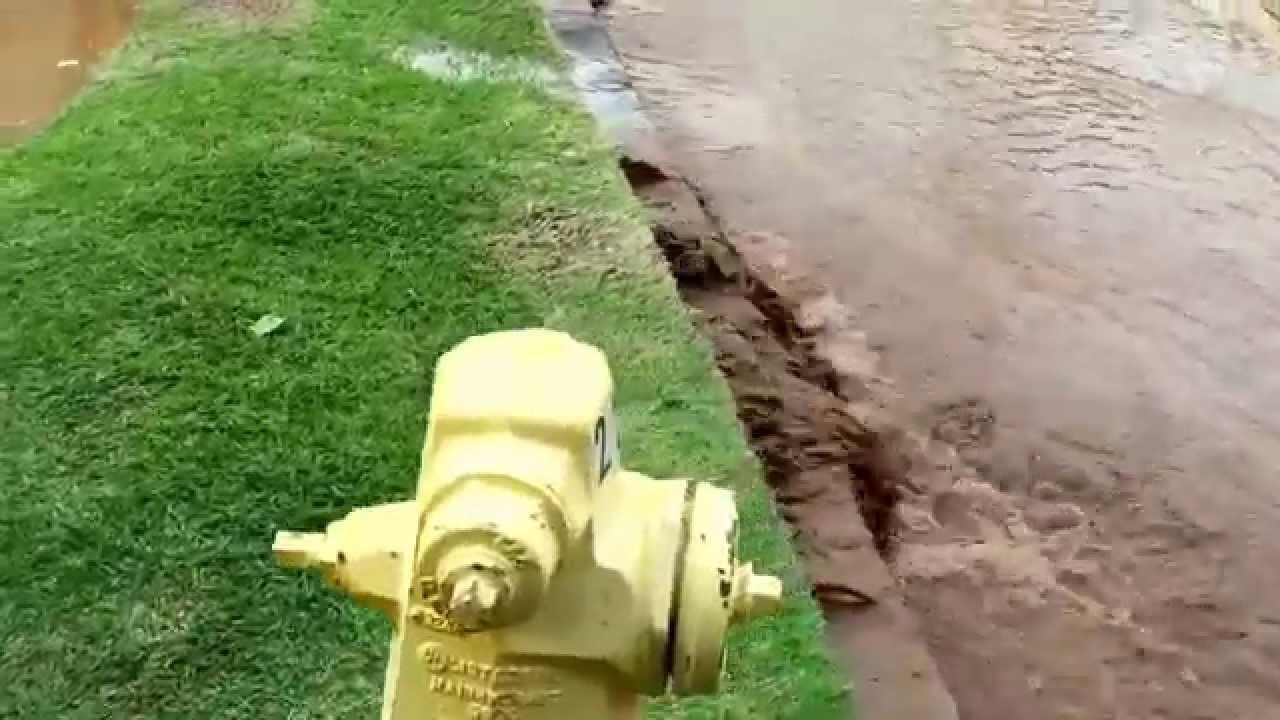 how to find a water leak underground