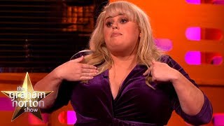 Rebel Wilson Channels Lady Gaga with 'Edge of Glory' Performance! | The Graham Norton Show