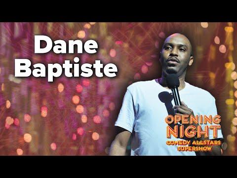 Dane Baptiste - 2015 Opening Night Comedy Allstars Supershow