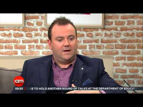 The Three Amigos Interview | Ireland AM