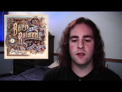 John Mayer - Born & Raised [Album Review]