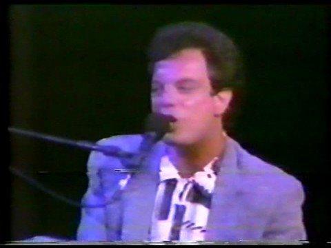 Billy Joel - Live at Wembley 1984 05 - Allentown