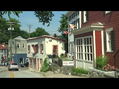 Ellicott City MD Update and a Sunday Drive (July 1 2018)