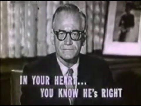 """Barry Goldwater 1964 Campaign Ad """"Dictator in Cuba"""""""