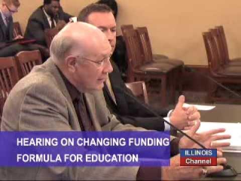 Fixing IL's School Funding