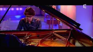 """Lucas Débarque, en Live avec """"Sonate K141 de Domenico Scarlatti"""" - C à vous - 27/05/2016"""