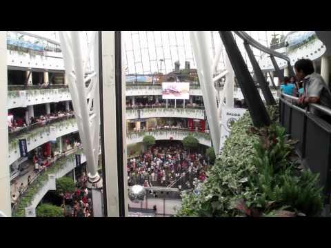 Khan Shatyr Shopping & Entertainment Center