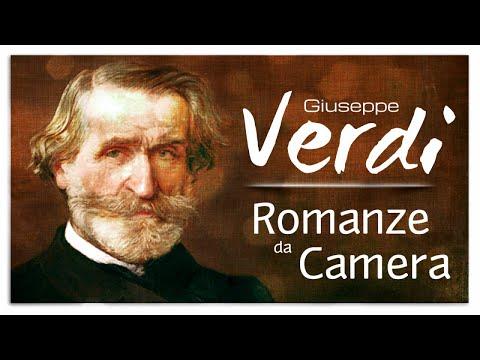 Giuseppe Verdi - Romanze Da Camera | Italian Opera Music
