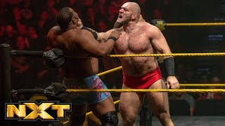 Keith Lee vs. Lars Sullivan: WWE NXT, Nov. 28, 2018