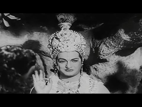 Sri Krishna Pandaveeyam || Matthu Vadalara Full Video Song || N.T.R, K.R.Vijaya
