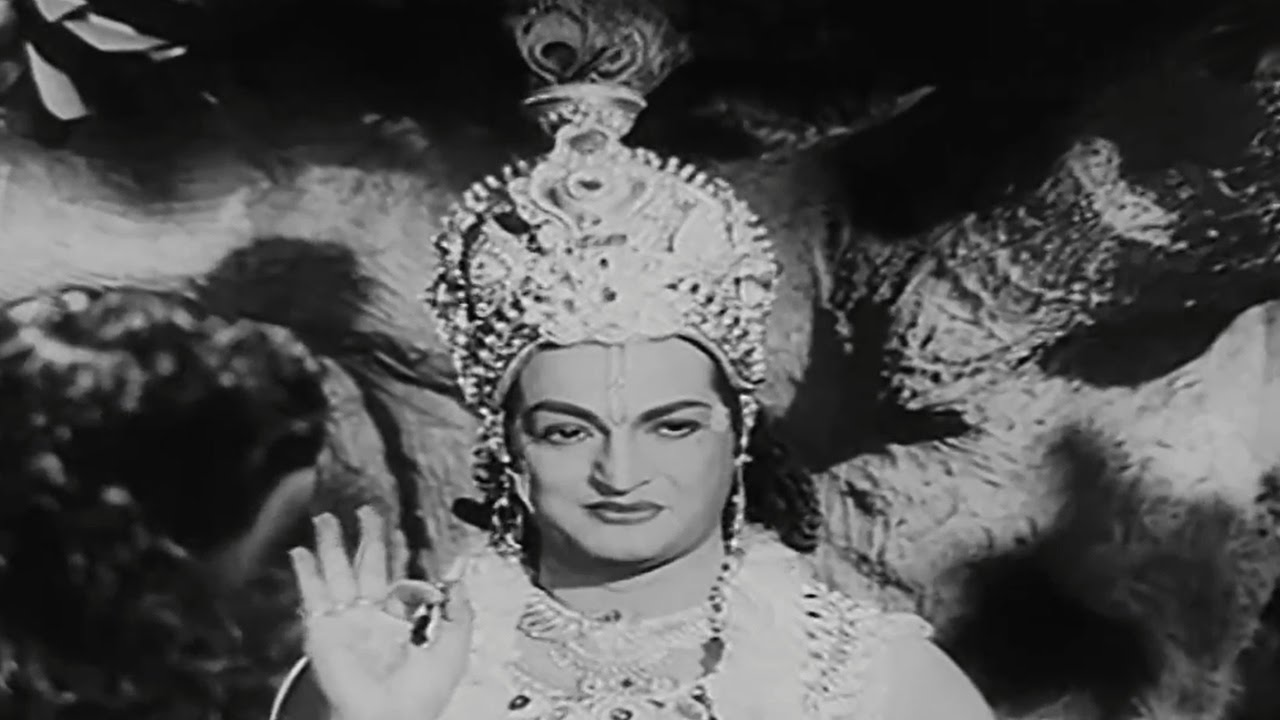 Sr ntr's sri krishnavataram full movie | lord kirshna movies.
