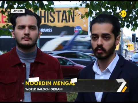 WION Gravitas: Campaign by World Baloch Organisation