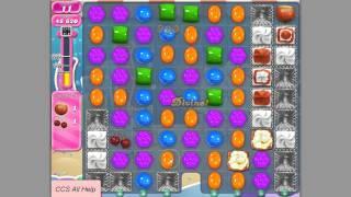 Candy Crush Saga level 932 Fun level