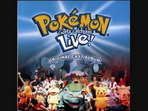 Pokemon Live!- It Will All Be Mine!
