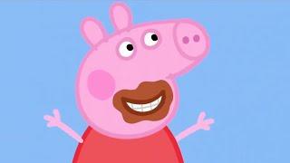 Свинка Пеппа на русском все серии подряд Пеппа любит шоколад Мультики