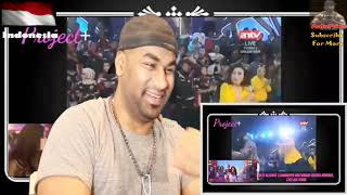 AYU TING TING dance MUNDIYAN song ft SHASHANK VYAS | iINDIAN REACTION TO INDONESIAN VID