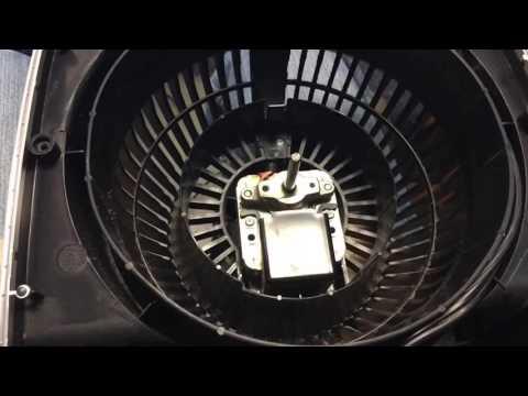 vornado fan cleaning